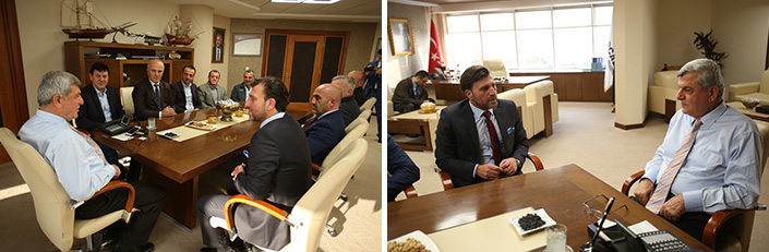 Başkan Karaosmanoğlu, ''Aile toplumun çekirdeğidir''