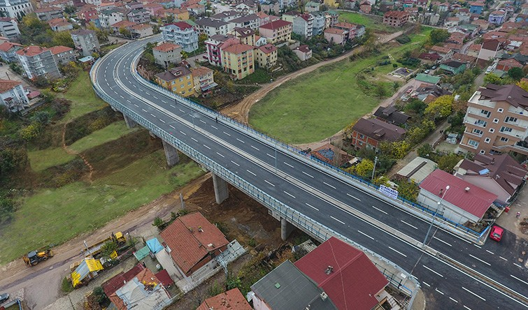 DERİNCE ALTERNATİF YOL (4. VE 5.ETAP)